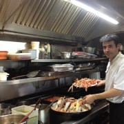 Cuiner i responsable del restaurant Cal Spagetti